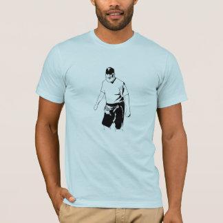 Camisa épica del hombre de la barba