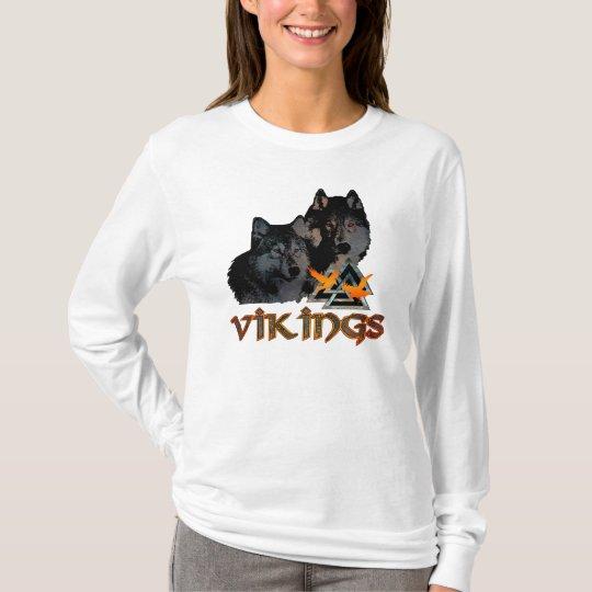 Camisa espiritual para mujer de Viking