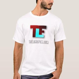 Camisa estándar del logotipo de TLF