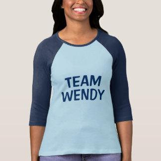 Camisa estupenda de Wendy del equipo de la cadera