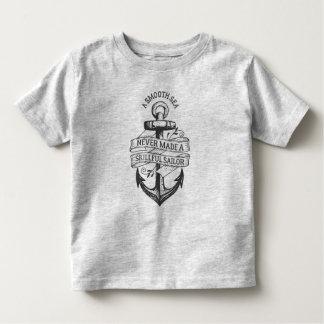 Camisa experta del marinero el | del mar liso