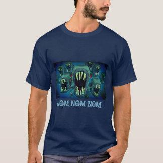 """Camisa Famished de Nom """"Nom Nom"""" de las pirañas"""