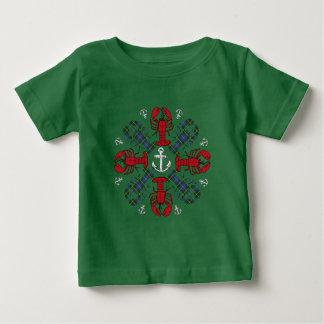 Camisa fea del ancla N.S.Christmas del copo de