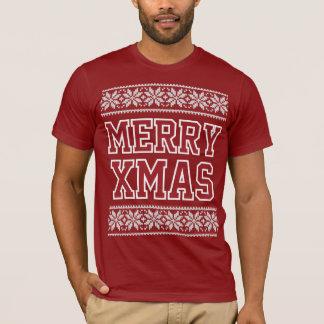Camisa fea del navidad para feliz Navidad de los