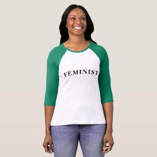 Camisa feminista simple