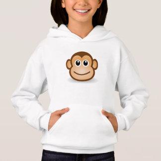 Camisa fresca del diseño del mono