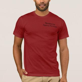 Camisa Furloughed del trabajador del gobierno