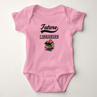 Camisa futura de Childs del bibliotecario
