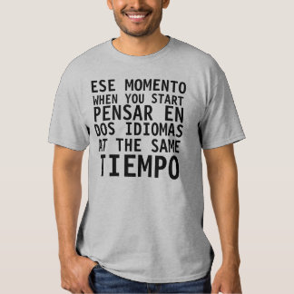 Camisetas con mensaje con miles de diseños, tallas, colores y estilos.