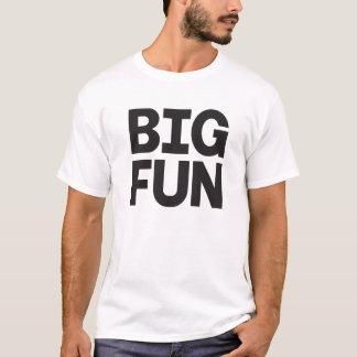 Camisa grande de la diversión