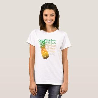Camisa hawaiana de Hala-Kahiki