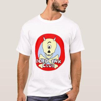 Camisa helada del club de la tinta