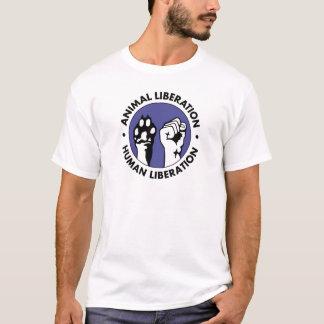 Camisa humana de la liberación de la liberación