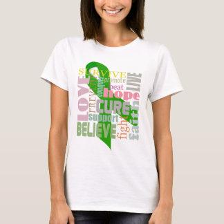 Camisa inspirada de las palabras de la lesión