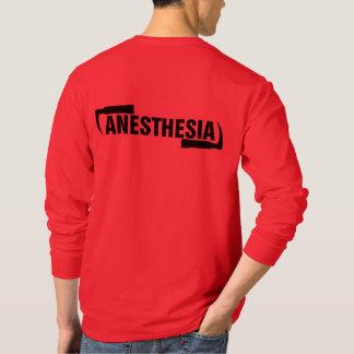 Camisa larga de la anestesia de la manga de los