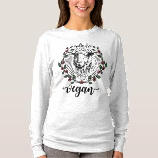 Camisa libre del vegano de la crueldad