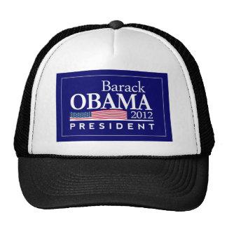 camisa ligera 2012 del presidente de Barack Obama Gorro De Camionero