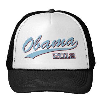 camisa ligera 4 de obama 2012 gorros bordados