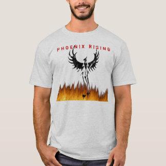 Camisa ligera de levantamiento de Phoenix