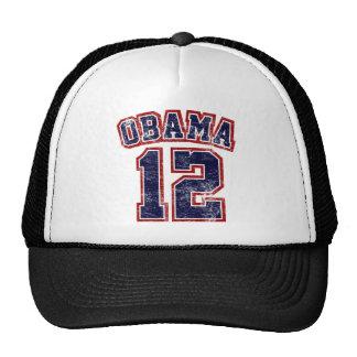 camisa ligera de obama 2012 gorro