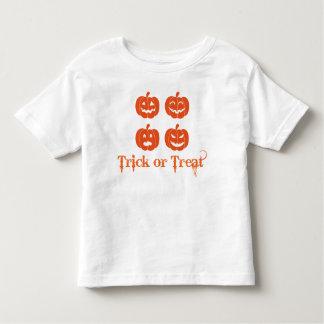Camisa linda de las calabazas de Halloween