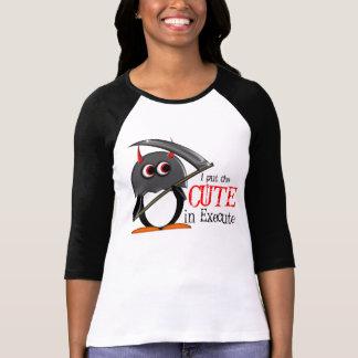 Camisa linda malvada del verdugo de Penguin™