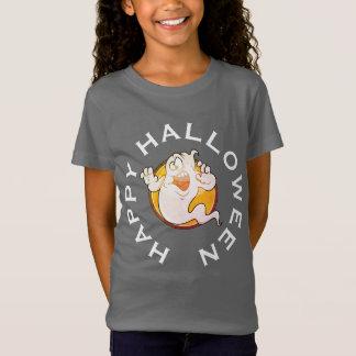 Camisa loca de Halloween del fantasma