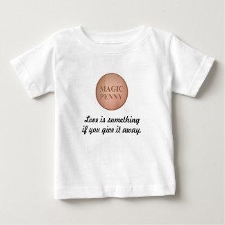 Camisa mágica del penique