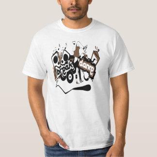 Camisa maravillosa de la danza de rotura de la