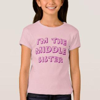 Camisa media de encargo de la hermana