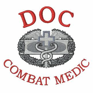 Camisa médica del médico del combate de la