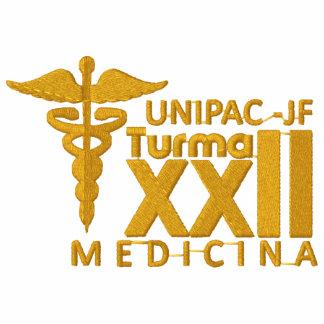 Camisa Medicina UNIPAC XXII - Bordada