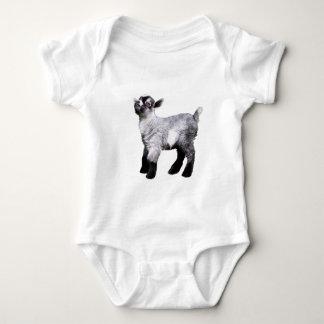 Camisa miniatura de la cabra del bebé