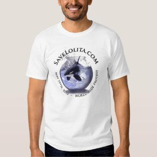 Camisa mundial de la protesta de Lolita de los