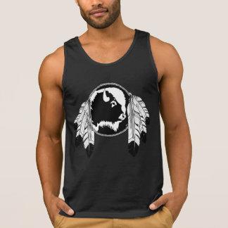 Camisa nativa de la fauna del arte de los hombres