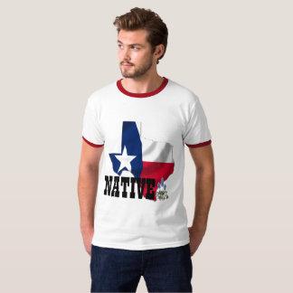 Camisa nativa del Texan