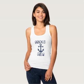 Camisa náutica del fiesta de Bachelorette