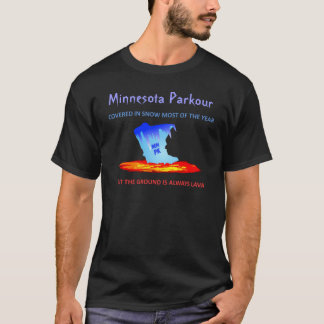 Camisa negra, Minnesota Parkour