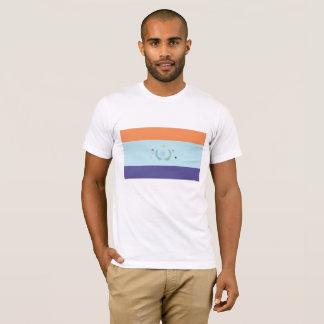 Camisa oficial de la bandera de Pantasian con lema