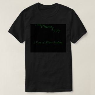 Camisa oficial del canal ThePhinex777