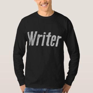 Camisa oscura del escritor, Typepress llevado