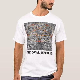 Camisa oval de la oficina