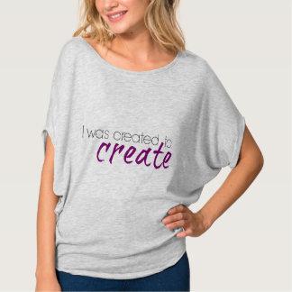 Camisa para Creatives: Cita de la creatividad