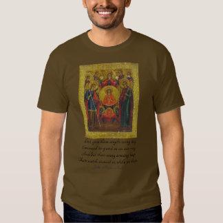 Camisa para hombre de los arcángeles
