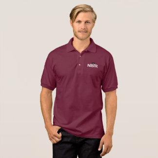 Camisa para hombre del logotipo de NEBTR