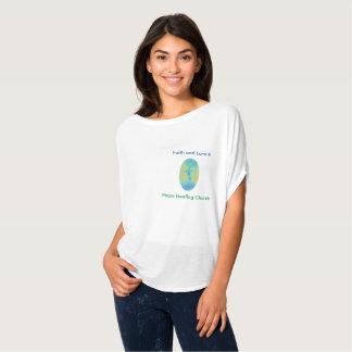 Camisa para mujer cristiana de Bella de la iglesia