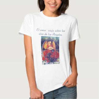 Camisa para mujer del amor del EL