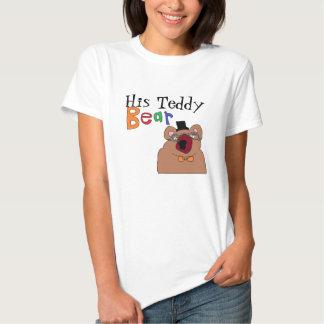 Camisa para mujer del oso