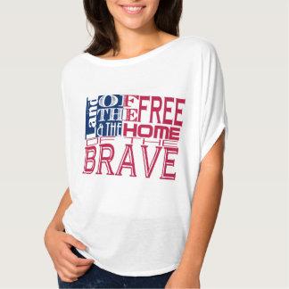 camisa patriótica