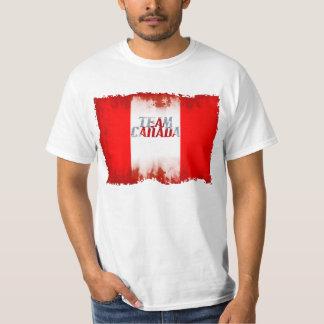 Camisa patriótica del deporte de las Olimpiadas de